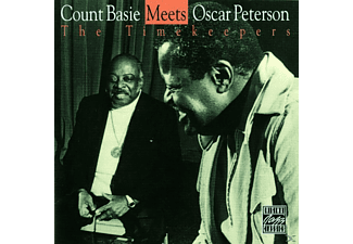 Oscar Peterson, Basie, Count / Peterson, Oscar - THE TIMEKEEPERS - (CD)
