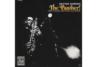 Dexter Gordon - The Panther - (CD)