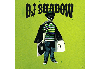 DJ Shadow - The Outsider - (CD)