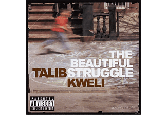 Talib Kweli - The Beautiful Struggle [CD]