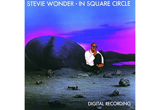 Stevie Wonder - In Square Circle [CD]