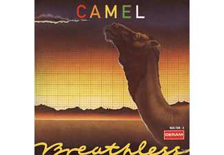 Camel - Breathless [CD]