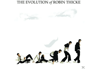 Robin Thicke - The Evolution Of Robin Thicke - (CD)