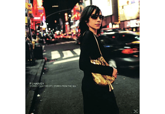 PJ Harvey - Stories From The City, Stories - (CD)