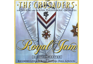 The Crusaders - Royal Jam-Live - (CD)
