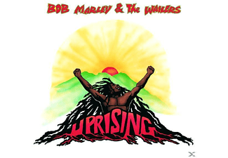Bob Marley, Bob Marley & The Wailers - Uprising [CD]