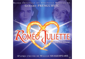 Musical, MUSICAL/ORIGINAL CAST - Romeo Et Juliette - (CD)