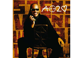 Stevie Wonder - A Time To Love [CD]