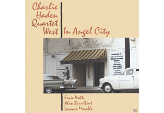 Charlie Haden, Charlie Quartet West Haden - IN ANGEL CITY [CD]