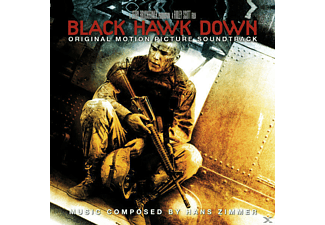 VARIOUS, Hans (composer) Ost/zimmer - BLACK HAWK DOWN [CD]
