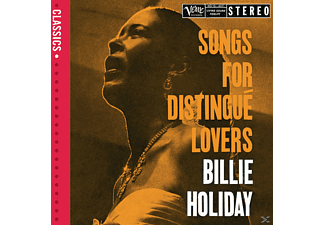 Billie Holiday - SONGS FOR DISTINGUE LOVERS - (CD)