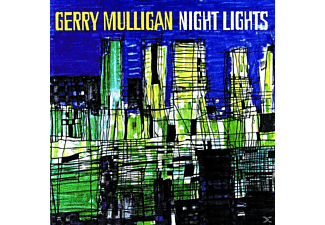 Gerry Mulligan - Night Lights - (CD)