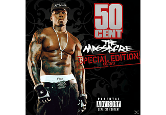 50 Cent - The Massacre (New Version) (CD)
