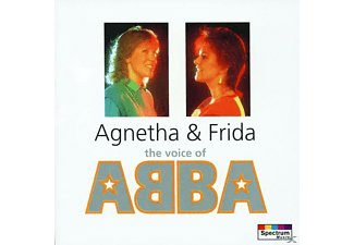 Agnetha, Agnetha & Frida - The Voice Of Abba - (CD)