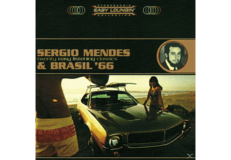 Sergio Mendes - Easy Loungin' Collection [CD]