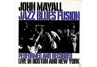 John Mayall - Jazz Blues Fusion [CD]