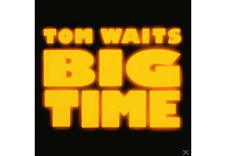 Tom Waits, Tom Ost/waits - Big Time - (CD)