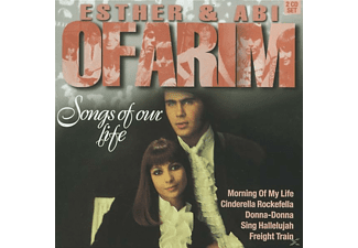 Esther Ofarim - Songs Of Our Life - (CD)