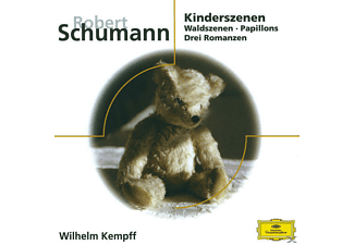 VARIOUS, Wilhelm Kempff - Kinderszenen/+ - (CD)