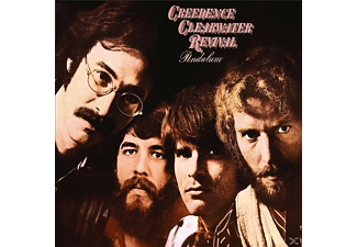 Creedence Clearwater Revival - Pendulum (40th Ann.Edition) [CD]