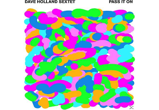 Dave Holland Sextet - Pass It On [CD]