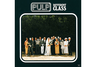 Pulp - Different Class (Deluxe Edition) - (CD)