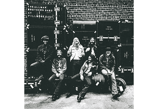 The Allman Brothers Band - Live At The Fillmore East (CD)