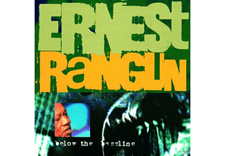 Ernest Ranglin - Below The Bassline [CD]