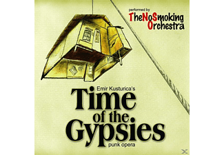 Emir Kusturica - TIME OF THE GYPSIES [CD]