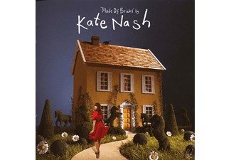 Kate Nash - MADE OF BRICKS - (CD)