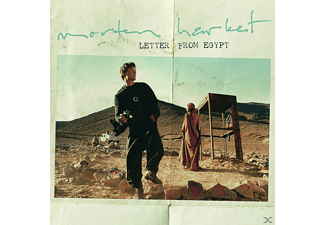 Morten Harket - Letter From Egypt - (CD)