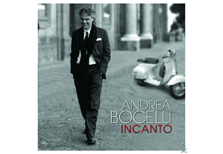 Andrea Bocelli - Incanto [CD]
