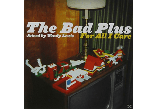 The Bad Plus - For All I Care - (CD)