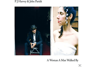 HARVEY,P J. & PARISH,JOHN, Pj Harvey & John Parish - A Woman A Man Walked By [CD]