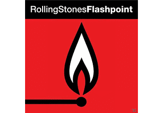 The Rolling Stones - FLASHPOINT (2009 REMASTERED) [CD]