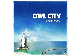 Owl City Ocean Eyes Dokumentation CD
