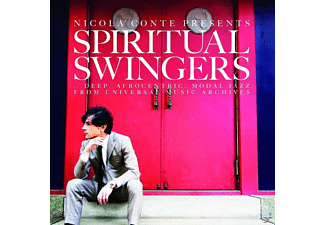 VARIOUS - Nicola Conte Presents Spiritual Swingers [CD]