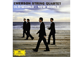 Emerson String Quartet - Dvorak:Old World-New World [CD]