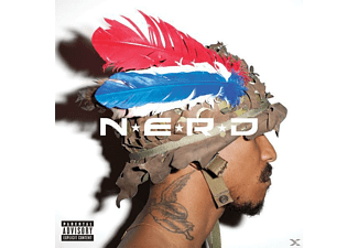 N.E.R.D - Nothing - (CD)