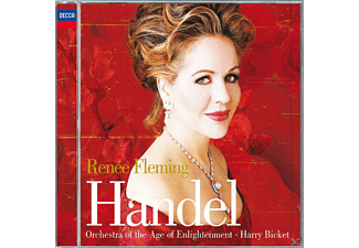 Oae, Fleming,Renee/Bicket,Harry/OAE - Händel Arias - (CD)