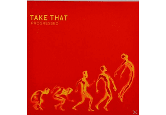 Take That - PROGRESSED - (CD)