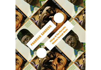 Pharoah Sanders - Village Of The Pharoahs/Wisdom Through Music [CD]