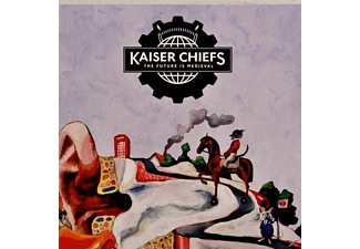 Kaiser Chiefs - The Future Is Medieval (CD)