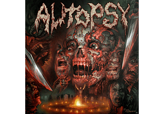 Autopsy - THE HEADLESS RITUAL - (CD)
