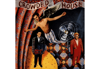 Crowded House - CROWDED HOUSE - (CD)