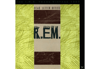 R.E.M. - DEAD LETTER OFFICE [CD]