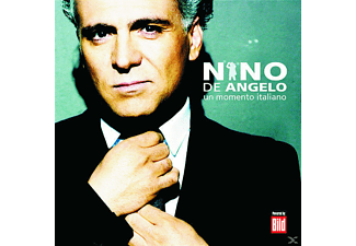Nino De Angelo - Un Momento Italiano - (CD)