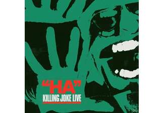 Killing Joke - Ha! - (CD)