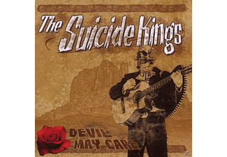 The Suicide Kings - Devil may care - (CD)