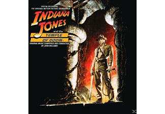 John Williams - Indiana Jones And The Temple Of Doom [CD]